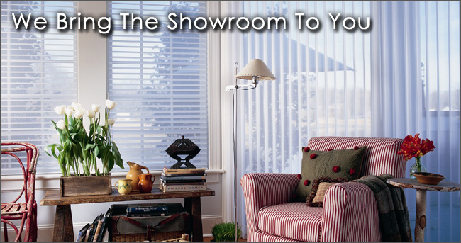 Support Your Locally Owned Window Treatment Service