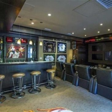 Create The Ultimate Man Cave For Father's Day