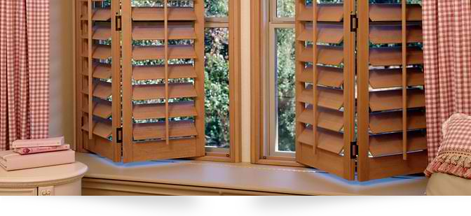 The Virtues Of Wood And Vinyl Shutters