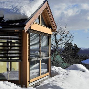 Energy Efficient Shades for the Winter Season